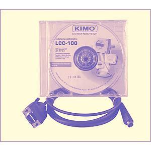LCC-100 - Logiciel de configuration - Kimo