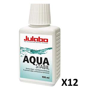 Liquide de protection Aqua-Stabil - 100 ml - Lot de 12 - Julabo