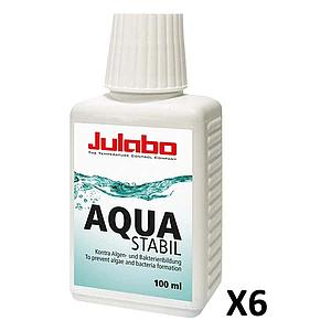 Liquide de protection Aqua-Stabil - 100 ml - Lot de 6 - Julabo