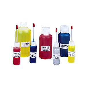 Liquide manométrique rouge - d= 0.87 - Flacon de 20 ml - KIMO