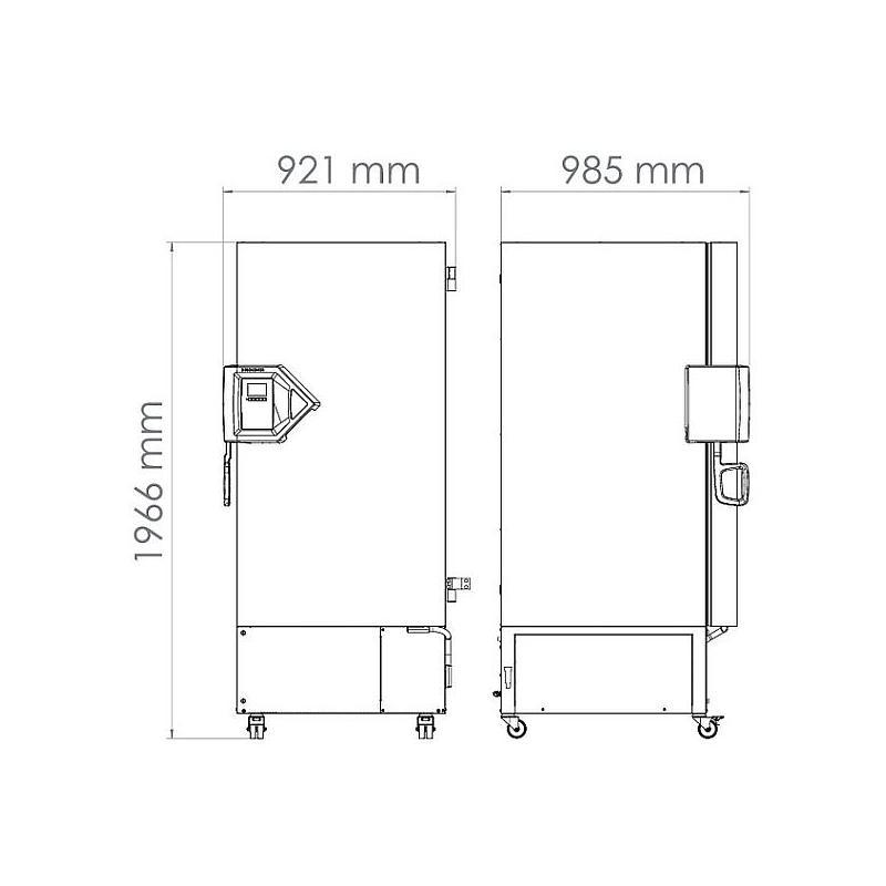 Location congélateur -80°C UF V 700 – Binder
