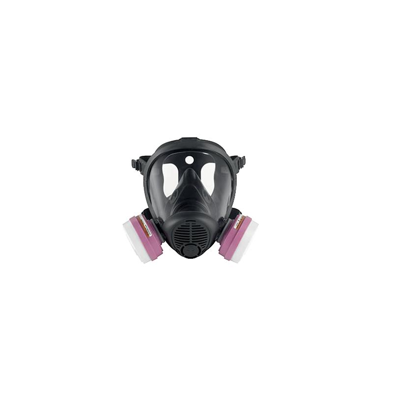Lot n°10 : Masques, demi-masques et filtres