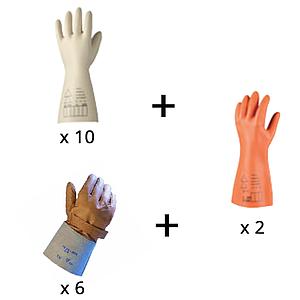 Lot n°14 : Gants de protection électrique