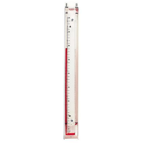 Manomètre à colonne de liquide verticale TJ 100 Aws10 - KIMO