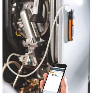 Manomètre différentiel avec commande Smartphone 510i - Testo