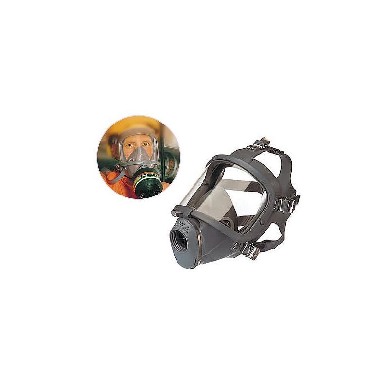 Masque à gaz  SARI - mono-cartouche contre gaz Sarin