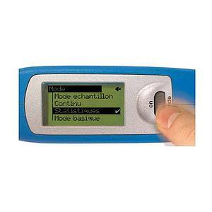 Mesure de la brillance: brillancemètre portatif micro-gloss 45° - Byk