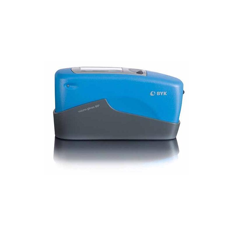 Mesure de la brillance: brillancemètre portatif micro-gloss 60° - Byk