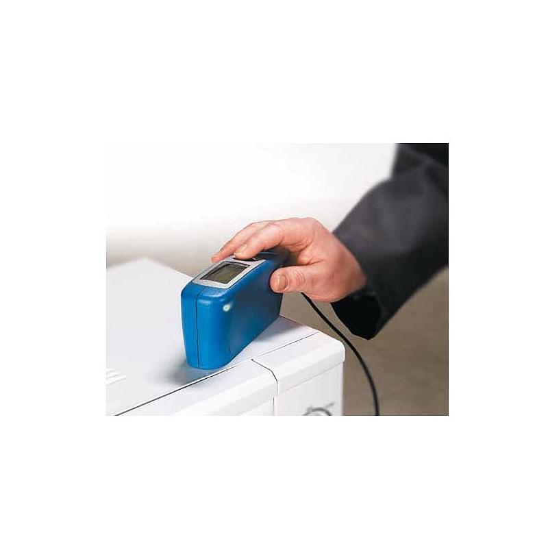 Mesure de la brillance: brillancemètre portatif micro-TRI - multi-angle 20°,60° et 85°- Byk-Gardner
