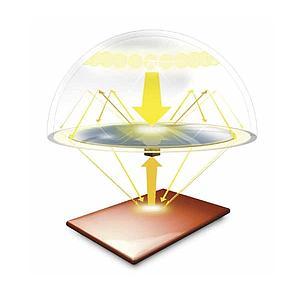 Mesure de la couleur et de la brillance : brillancemètre portatif  Spectro-guide sphere gloss 60° - Byk-Gardner