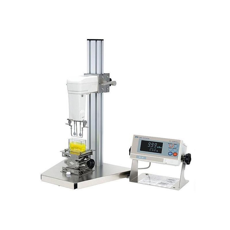 Mesure de la viscosité : viscosimètre SV-100 - A&D