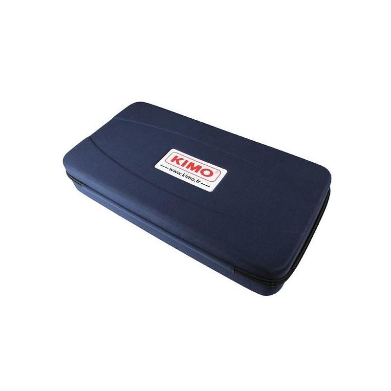 Mesure de la vitesse et débit d'air - thermo-anémomètre à fil chaud  VTA - Kimo