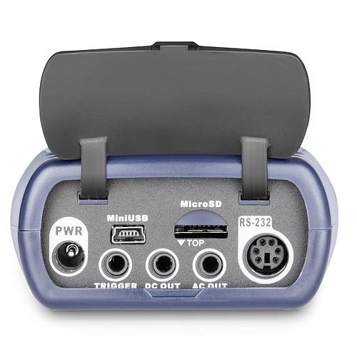 Mesure du niveau sonore : sonomètre SW 1000 - Sauter
