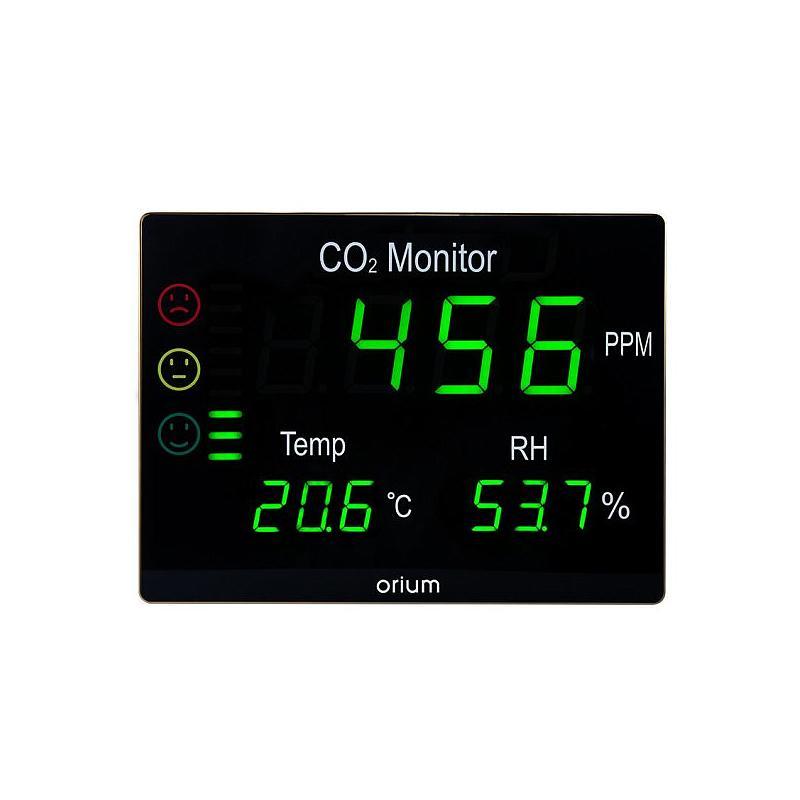 Mesureur de CO2 - Quaelis 12