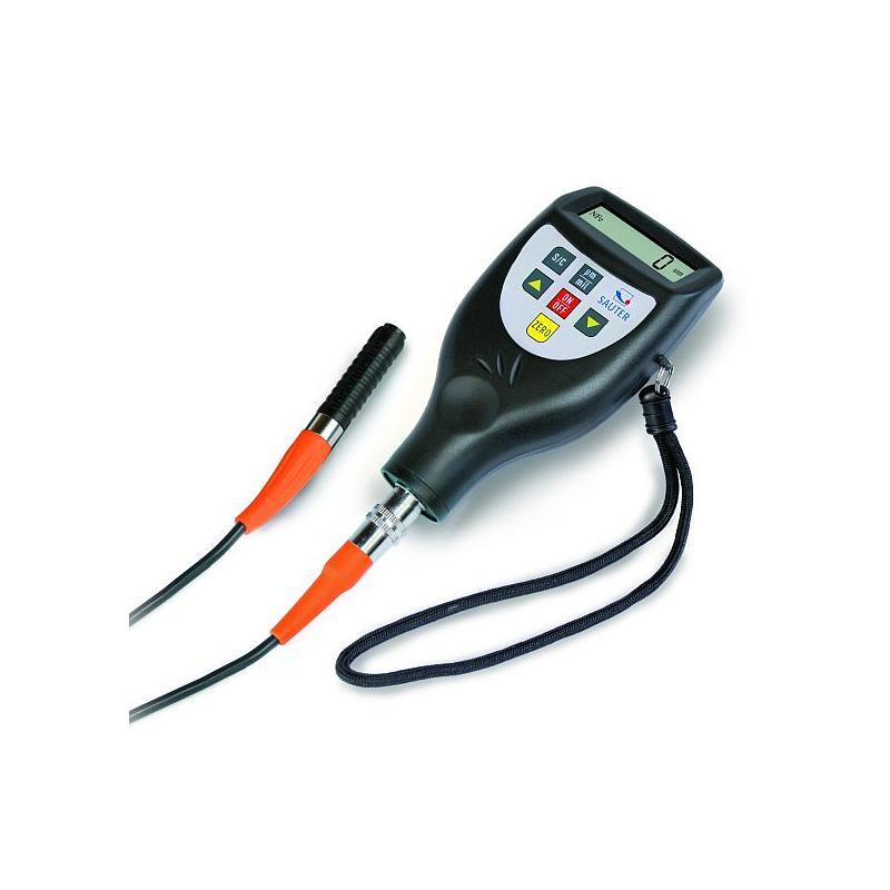 Mesureur digital d'épaisseur de revêtements sur support ferreur / non ferreux à sonde externe - Sauter