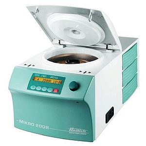 Micro Centrifugeuse Mikro 200 R Réfrigérée - Hettich