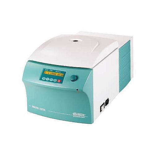 Micro Centrifugeuse réfrigérée Mikro 220 R - Hettich