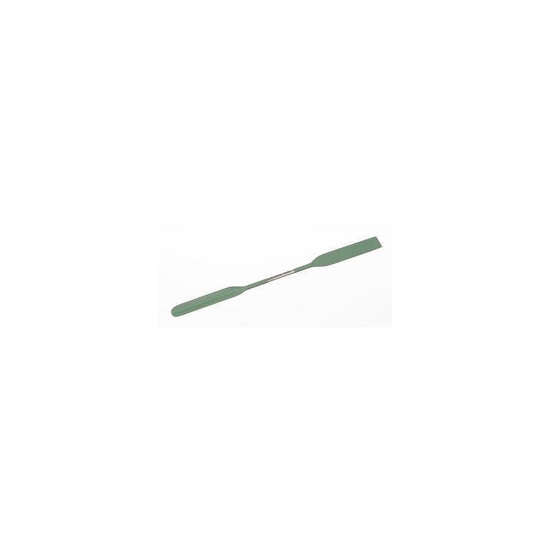 Micro-pelle de forme large, semi tubulaire recouvert Téflon - 3740 Bochem