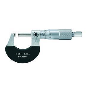 Micromètre d'extérieur avec isolant - 50-75 mm - Mitutoyo