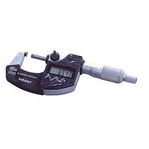 Micromètre d'extérieur Digimatic - 0-25 mm - Mitutoyo