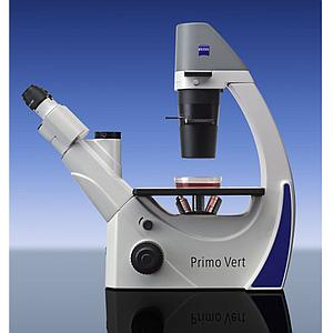 Microscope Primo Vert Trinoculaire - Pack complet - Zeiss