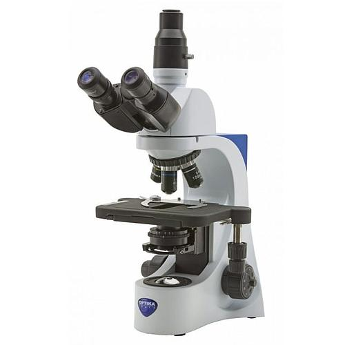 Microscope trinoculaire B-383PLI - x1000 - Optika