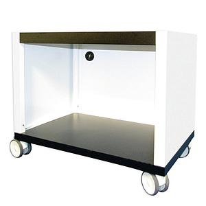 Mobicap meuble de support roulant pour hotte à filtration - Erlab