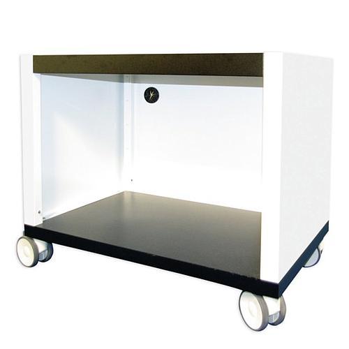 Mobicap meuble de support roulant pour hotte à filtration M321 - Erlab