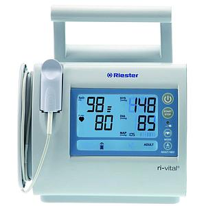 Moniteur de constantes vitales - Oxymètre de pouls Ri-vital - Holtex