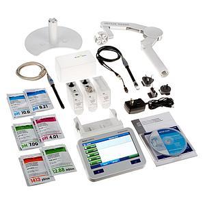 Multiparamètre de paillasse SevenExcellence™ S479 - kit pH/Conductivité/Oxygène dissous - Mettler Toledo