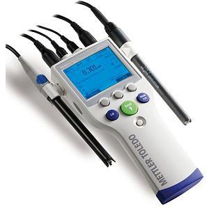 Multiparamètres portable SG78 - Kit terrain - Mettler Toledo