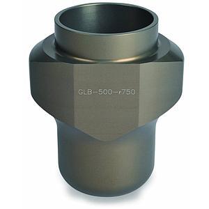 Nacelle rectangulaire pour tube de 500 ml pour rotor swing-out - Gyrozen