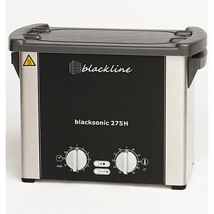 Nettoyage ultrasons - bac ultrasons Blacksonic 275H