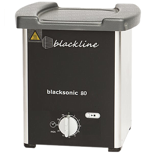 Nettoyage ultrasons - bac ultrasons Blacksonic 80