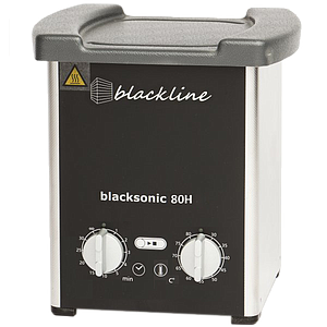 Nettoyage ultrasons - bac ultrasons Blacksonic 80H