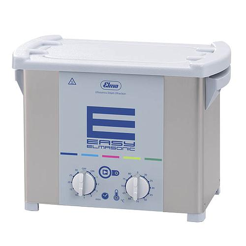 Nettoyage ultrasons - bac ultrasons EASY 30H - Elma