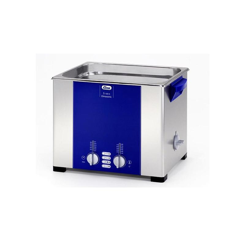 Nettoyage ultrasons - bac ultrasons Elma Elmasonic S100H