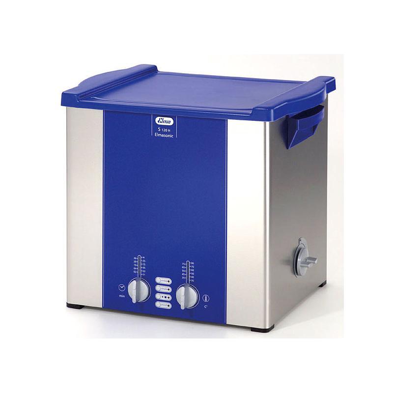 Nettoyage ultrasons - bac ultrasons Elma Elmasonic S120