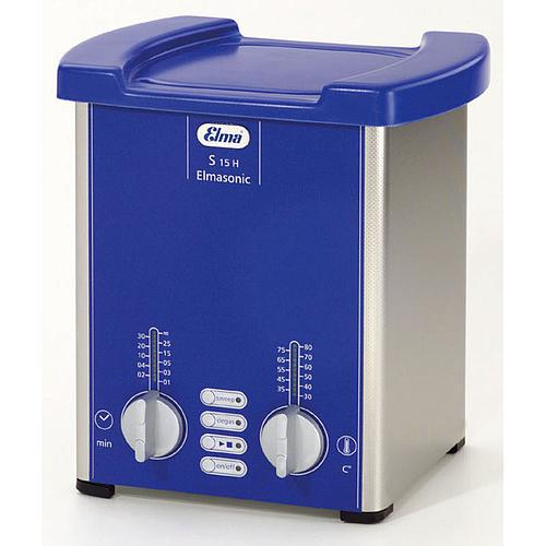 Nettoyage ultrasons - bac ultrasons Elma Elmasonic S15