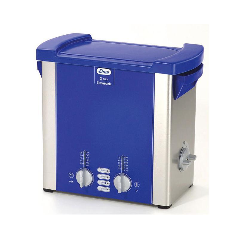 Nettoyage ultrasons - bac ultrasons Elma Elmasonic S40