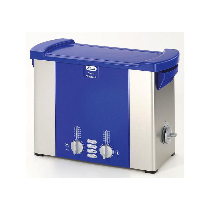 Nettoyage ultrasons - bac ultrasons Elma Elmasonic S60