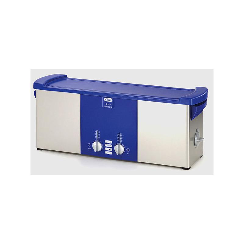 Nettoyage ultrasons - bac ultrasons Elma Elmasonic S70