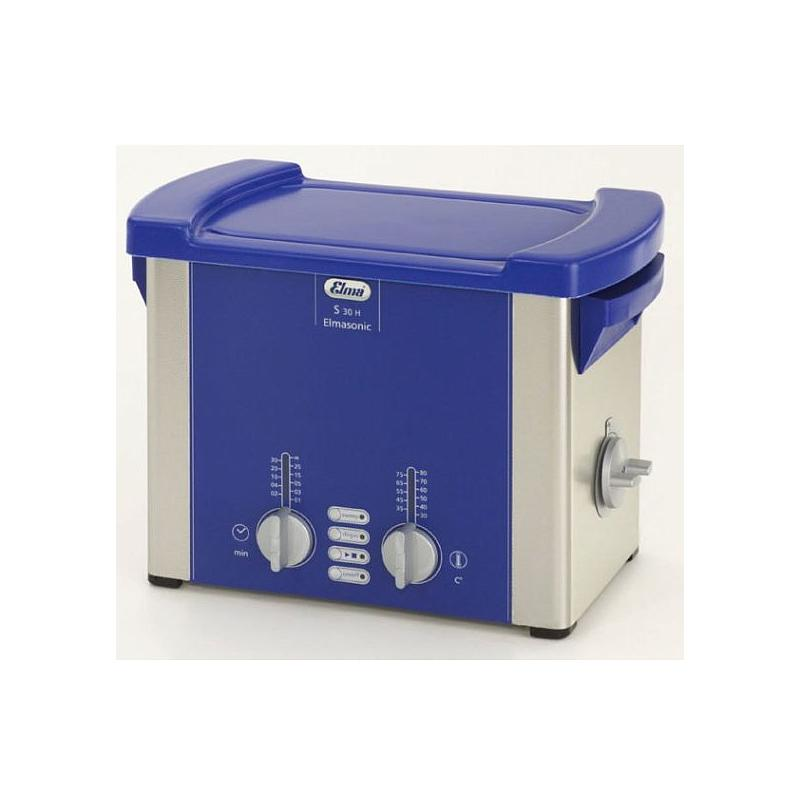 Nettoyage ultrasons - bac ultrasons Elmasonic S30H