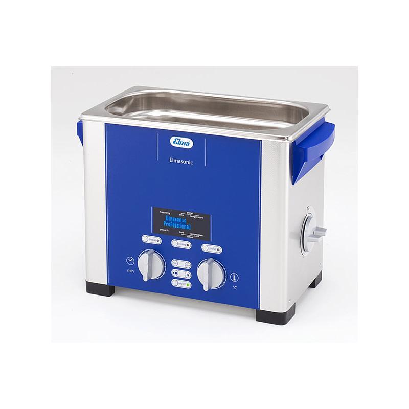Nettoyeur ultrasons - cuve ultrasons Elma P300H