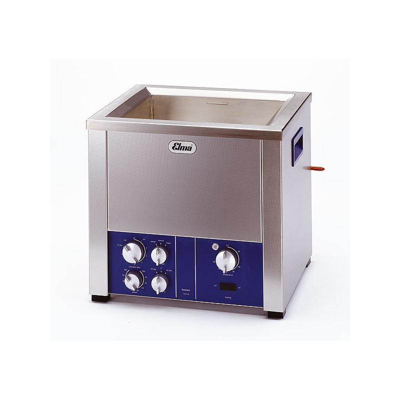 Nettoyeur ultrasons - cuve ultrasons Elma TI-H10-MF2