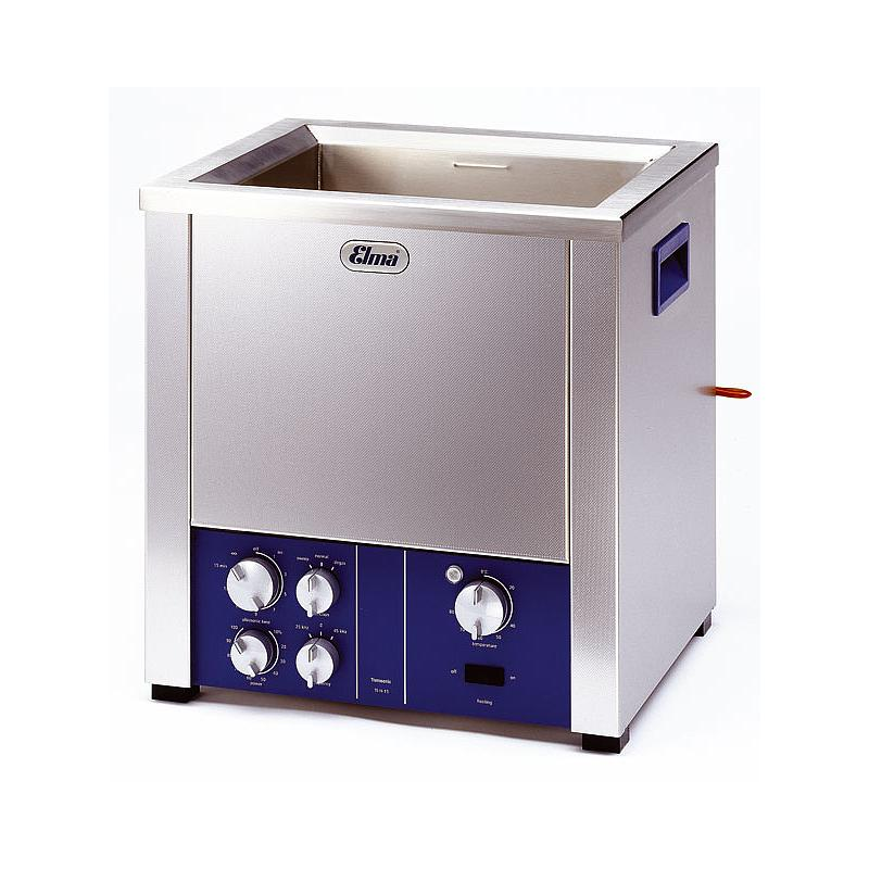 Nettoyeur ultrasons - cuve ultrasons Elma TI-H15-MF2 / MF3