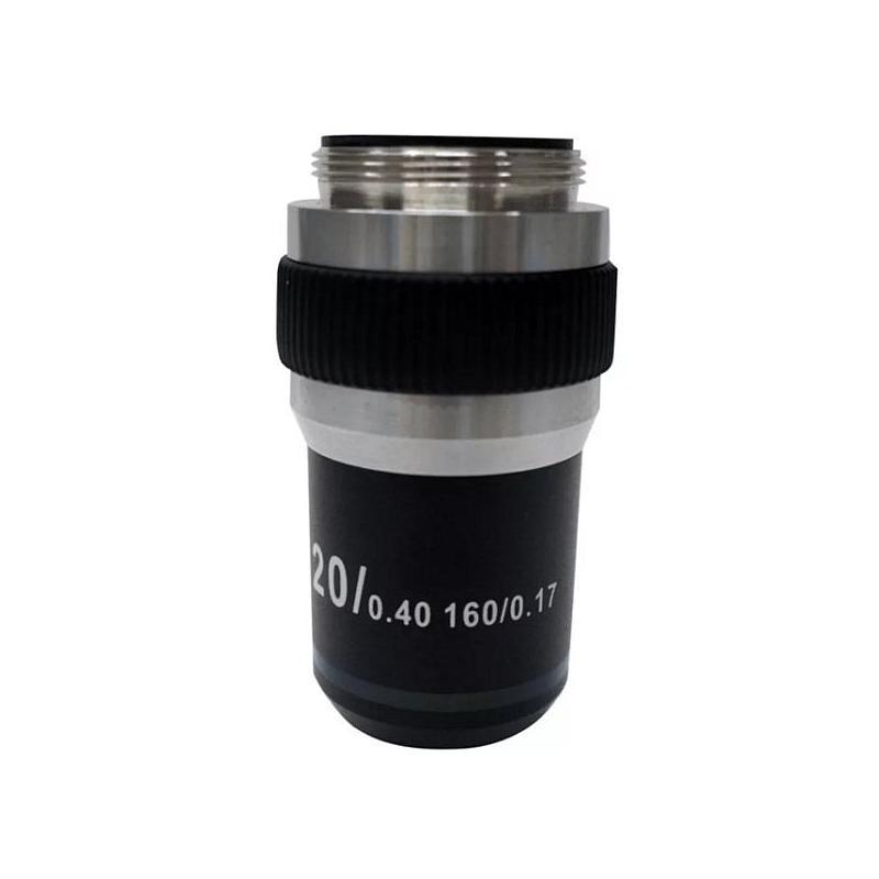Objectif achromatique 20x / 0.40 - Optika