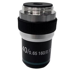 Objectif achromatique 40x / 0.65 - Optika