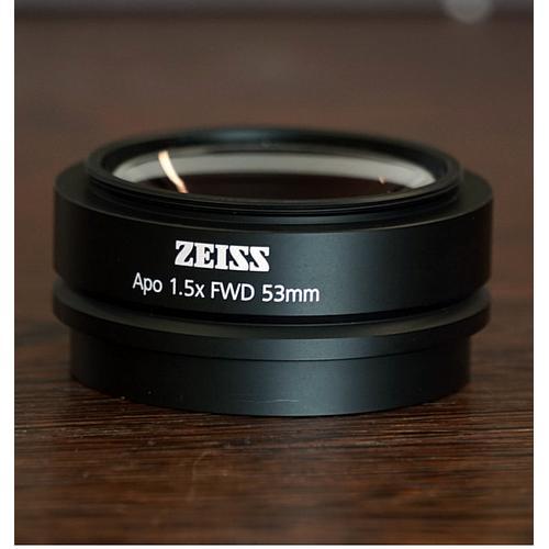 Objectif apochromatique 0,63x df=127mm - Zeiss