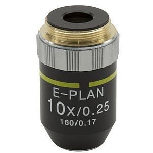 Objectif E-PLAN 10x / 0.25 - Optika